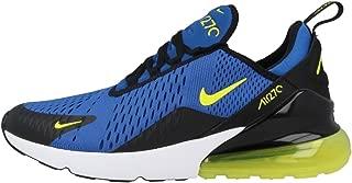 Nike Men's Air Max 270 Game Royal/Chamois/White/Black Mesh Cross-Trainers Shoes