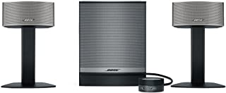 Bose Companion 50 Multimedia Speaker System, Black