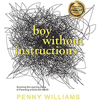 Boy Without Instructions audiobook cover art