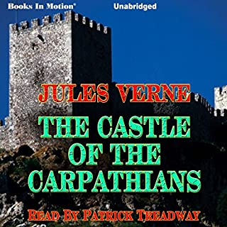 The Castle of the Carpathians cover art