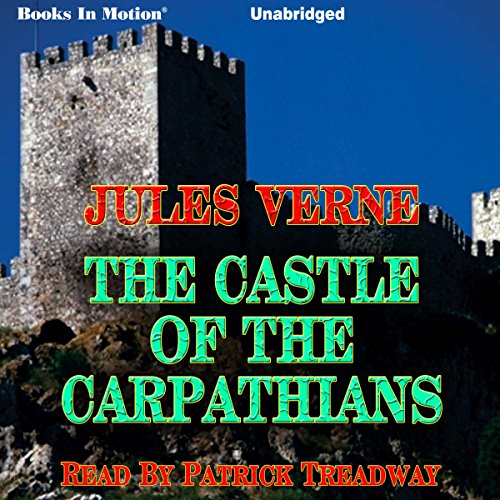 The Castle of the Carpathians audiobook cover art