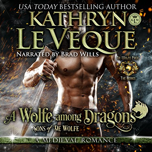 Couverture de A Wolfe Among Dragons