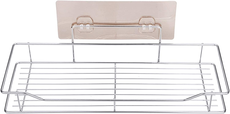 Bathroom Max 67% OFF Special price shelf Stainless Steel Shower Organizer Basket