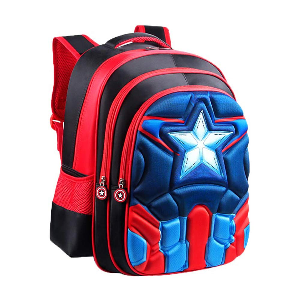 Backpack Schoolbag Rucksack Waterproof Shoulder