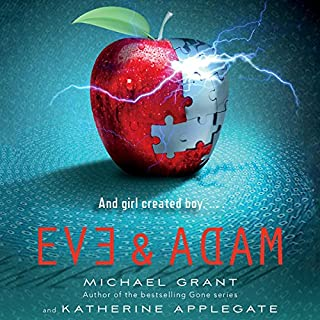 Eve and Adam audiobook cover art