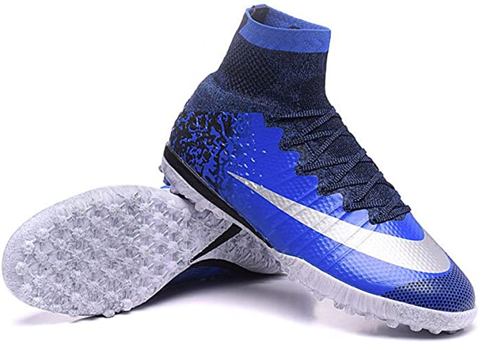 Bruce Homme Chaussures Mercurial Superfly CR7TF Football Bottes
