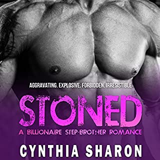Stoned audiobook cover art