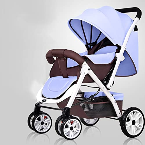 promociones de equipo Cochecito XUERUI Bebé Plegable Plegable Plegable del Carro Cómodo Comodidad Hermosa Seguridad 2 Colors Encantador (Color   azul)  a la venta
