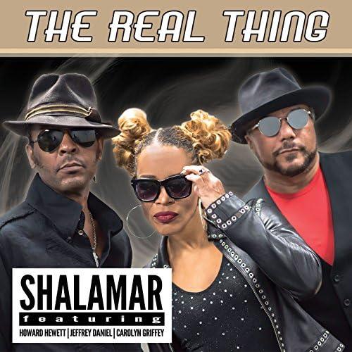 Shalamar feat. Howard Hewett, Jeffrey Daniel & Carolyn Griffey