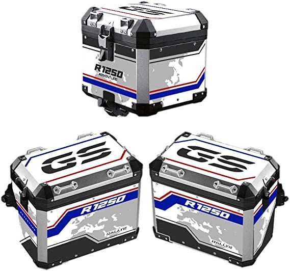 Schutz Set Für Koffer Aluminium 2 Modell Für Bmw R 1250 Gs Adventure 2021 Va2 R1250gsadv 21 Rallye Auto