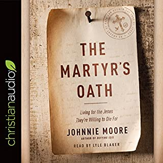 The Martyr's Oath cover art