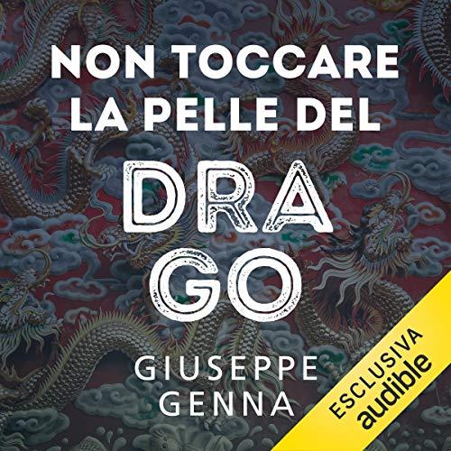 Non toccare la pelle del drago audiobook cover art