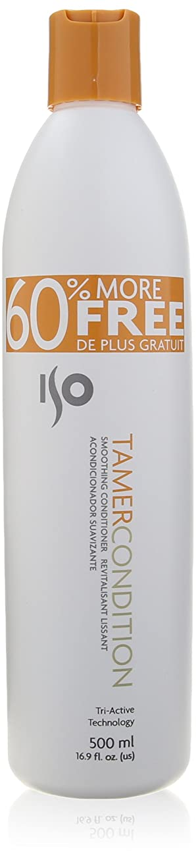 改善するスポット消防士Iso Hair ISOテイマー条件スムージングコンディショナー、16.9オンス 16.9オンス
