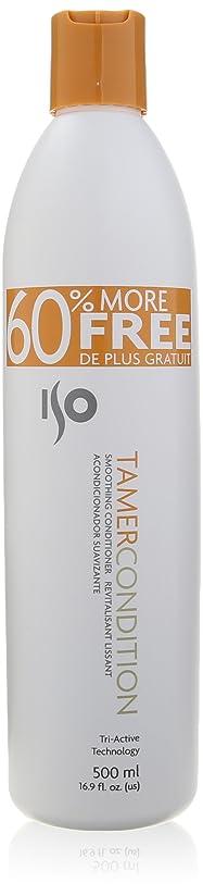安全性宿泊ウィンクIso Hair ISOテイマー条件スムージングコンディショナー、16.9オンス 16.9オンス
