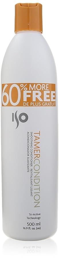 ヤギミニソースIso Hair ISOテイマー条件スムージングコンディショナー、16.9オンス 16.9オンス