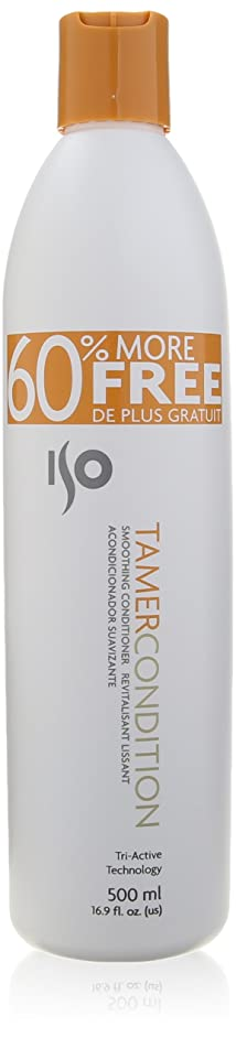 ディーラー野なデコレーションIso Hair ISOテイマー条件スムージングコンディショナー、16.9オンス 16.9オンス