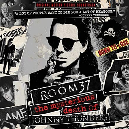 Johnny Thunders - Room 37: The Mysterious Death Of Johnny Thunders - Only 300 Made Red Color (2019) LEAK ALBUM