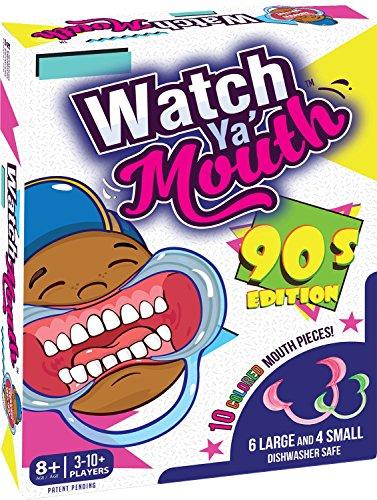 Watch Ya Mouth 90Sエディション パーティーカードゲーム