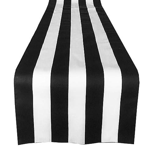 Black And White Striped Decor Amazon Com