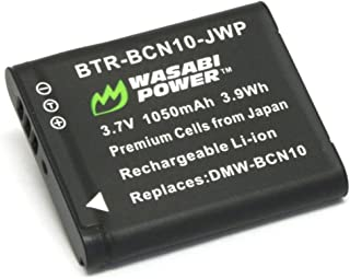 Wasabi Power Battery for Leica BP-DC14, BP-DC14-U, 18536 and Leica C