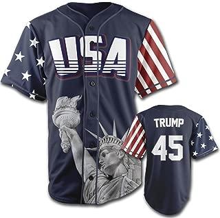 Best trump jersey 45 Reviews