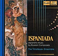 Ispaniada: Spanish Music By Ru