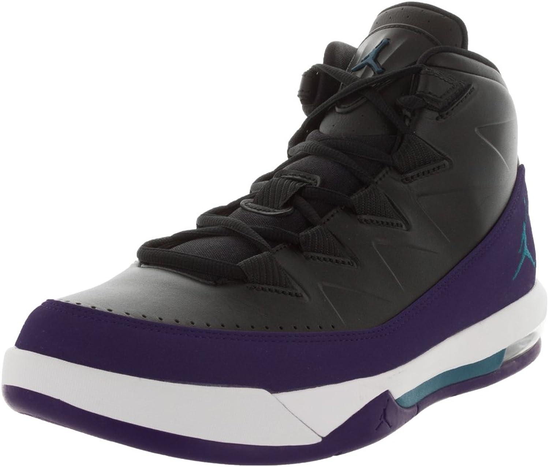 Jordan Nike Men's Air Deluxe Basketball shoes
