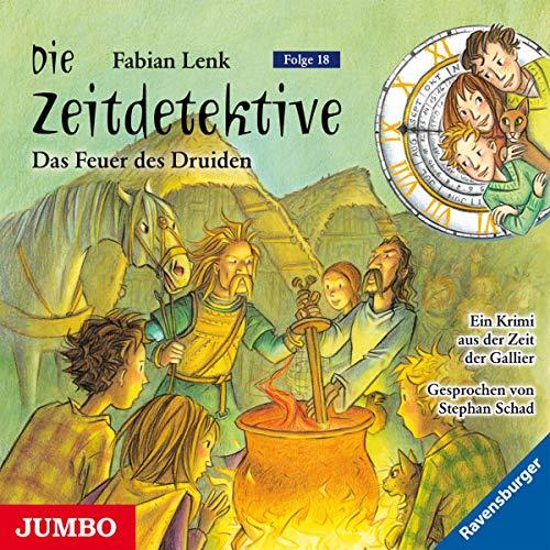 Das Feuer des Druiden Titelbild