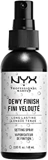 NYX Professional Makeup Setting Spray, Long Lasting Formula
