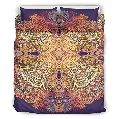 Chanpin atmungsaktiv und kühlend Tagesdecken-Set Bettwäsche-Set ultraweiche Teen-Bettwäsche aus Mikrofaser für Schlafzimmer White 168x229cm