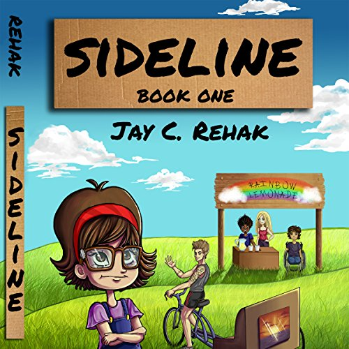 Sideline: Book One (Volume 1) audiobook cover art
