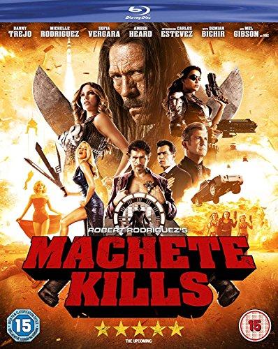 Machete Kills [Blu-Ray] (IMPORT) (Keine deutsche Version)