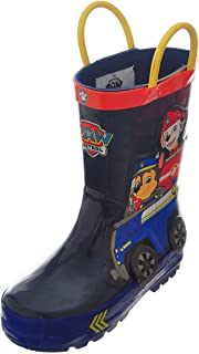 Josmo Kids Baby Boy's Paw Patrol Rain Boot (Toddler/Little Kid) Blue 11-12 M US Little Kid