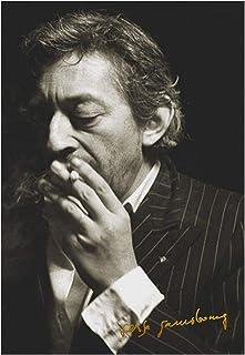 Vscdye Serge Gainsbourg Photo Impression Affiches et Impressions Art Toile Peinture Maison décoration Murale HD Art Affich...