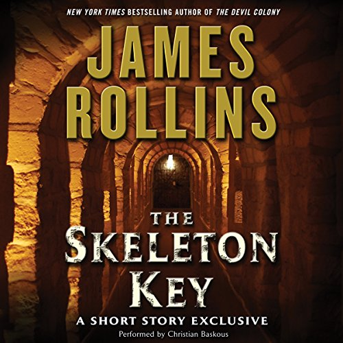 Skeleton Key audiobook cover art