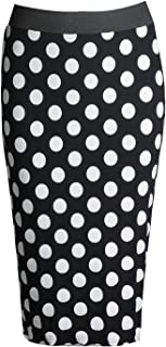Best black and white aztec pencil skirt Reviews