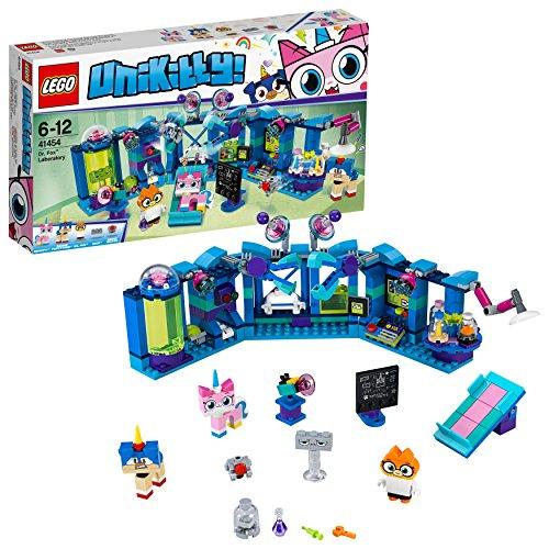 LEGO 41454 Unikitty Das Labor von Dr. Füchsin