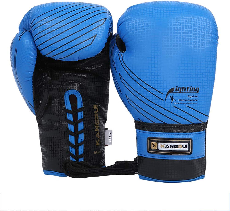 NZ- boxing boxing boxing gloves Boxhandschuhe Muay Thai Training Sparring Boxsack Mitts Kickboxen Kampf gegen 6 Unzen, 8 Unzen, 10 Unzen, 14 Unzen, 16 Unzen, Trainingsboxhandschuhe B07KP5XL5J  Feinbearbeitung 68b627