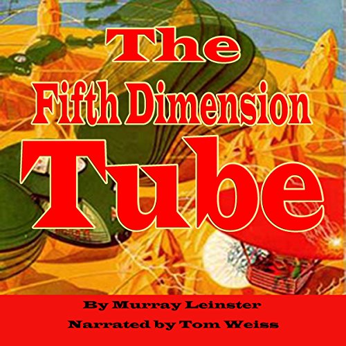 The Fifth Dimension Tube audiobook cover art