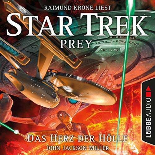 Das Herz der Hölle     Star Trek Prey 1              Autor:                                                                                                                                 John Jackson Miller                               Sprecher:                                                                                                                                 Raimund Krone                      Spieldauer: 16 Std. und 44 Min.     48 Bewertungen     Gesamt 4,0
