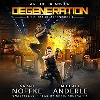 Degeneration: Age of Expansion - A Kurtherian Gambit Series audiobook cover art