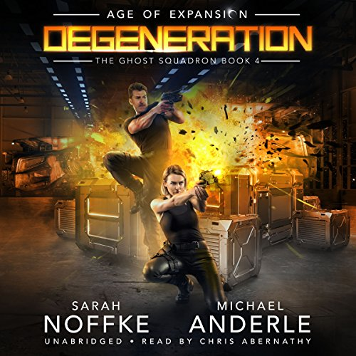Couverture de Degeneration: Age of Expansion - A Kurtherian Gambit Series