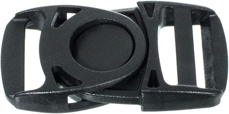 19 25 38mm Swivel Hook Adjustor Triglides Side Release Buckle Strap Webbing Belt