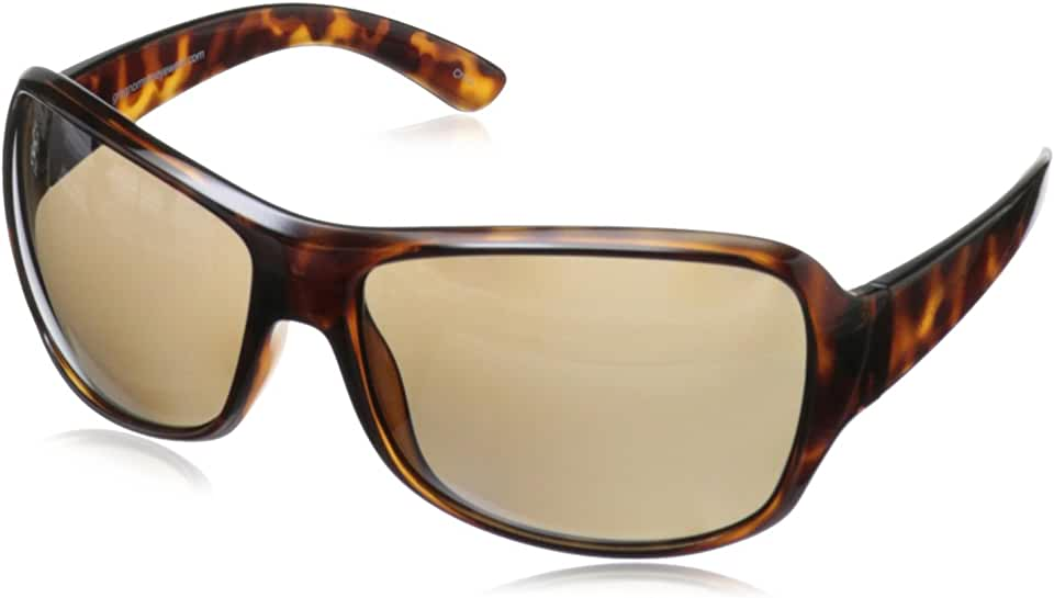G4216 Polarized Sport Oversize Soft Square Glare Control Polarized Sunglasses