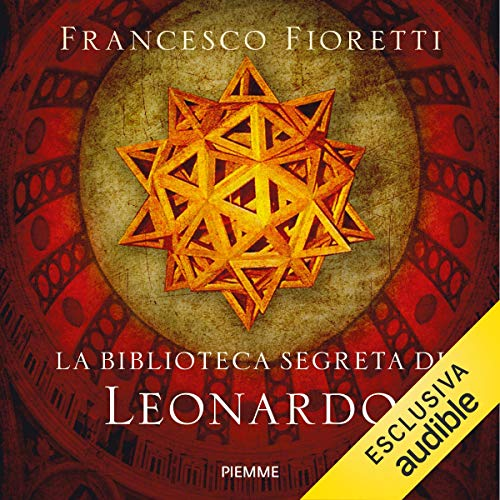 La biblioteca segreta di Leonardo copertina
