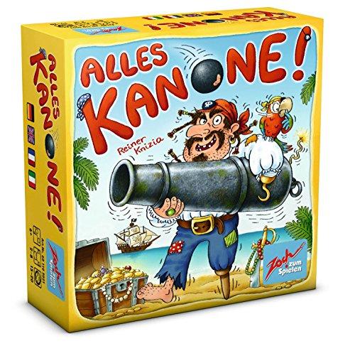 Zoch 601105021 - Alles Kanone, Kartenspiel