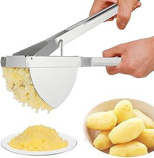 هراسة البطاطس، ورسم البطاطس من الفولاذ المقاوم للصدأ، موزع للبطاطا المهروسة، أداة مطبخ ريزر