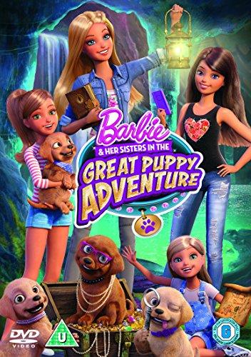 Barbie And Her Sisters In The Great Puppy Adventure [Edizione: Regno Unito] [Reino Unido] [DVD]