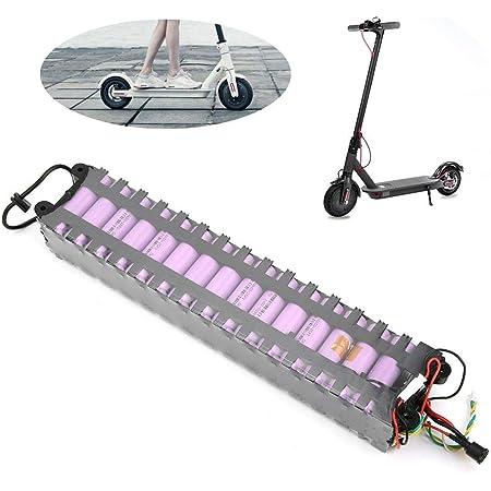 Zouminyy CHICIRIS Bateria Patinete m365, Batería de Scooter eléctrico, batería de 36V 7800mah para Accesorio de reemplazo de Scooter eléctrico Xiao-mi ...
