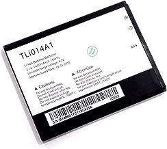 Alcatel One Touch 5020 5020T OT5020 OT-5020 Battery TLi014A1 1400mAh 3.7v